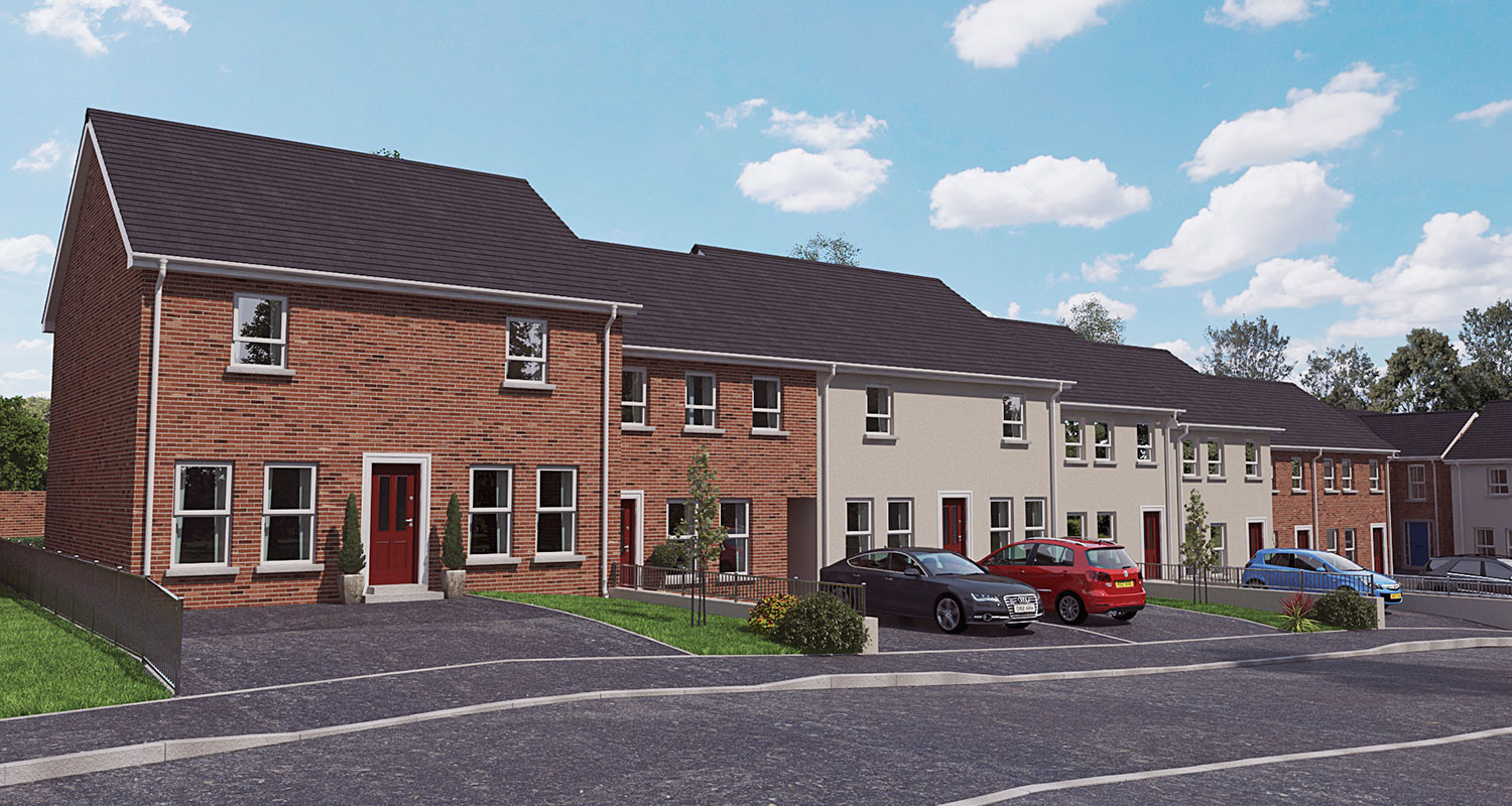 The russet b site 108 o 39 hagan group limited for New house hall